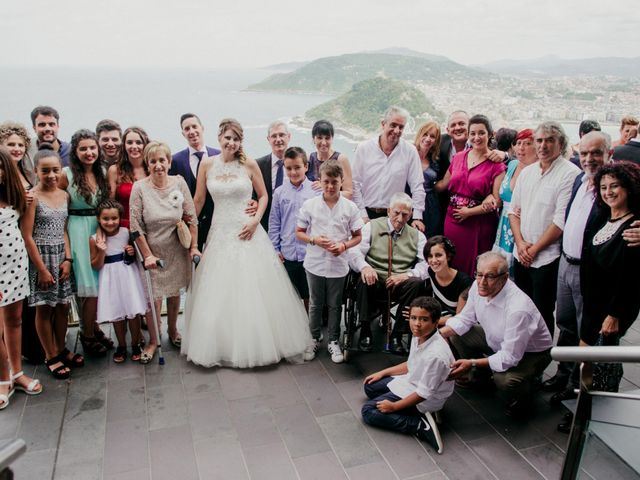 La boda de Pablo y Lucía en Donostia-San Sebastián, Guipúzcoa 287