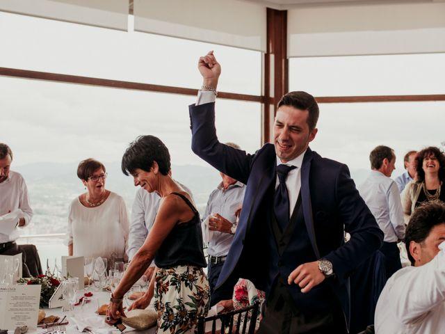 La boda de Pablo y Lucía en Donostia-San Sebastián, Guipúzcoa 300