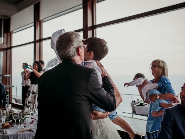 La boda de Pablo y Lucía en Donostia-San Sebastián, Guipúzcoa 310