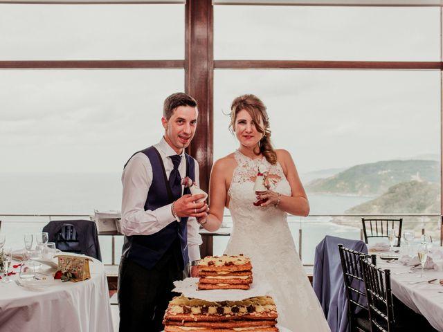 La boda de Pablo y Lucía en Donostia-San Sebastián, Guipúzcoa 328