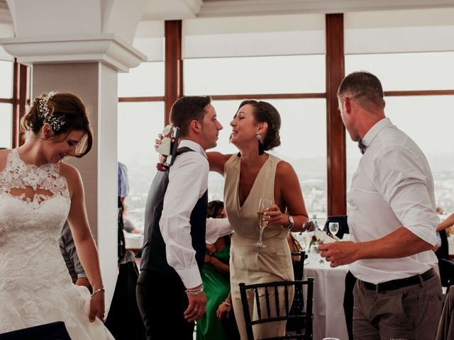 La boda de Pablo y Lucía en Donostia-San Sebastián, Guipúzcoa 335