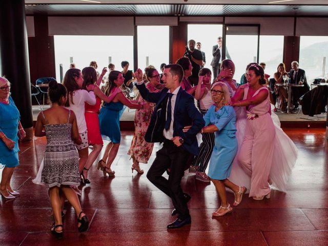 La boda de Pablo y Lucía en Donostia-San Sebastián, Guipúzcoa 439