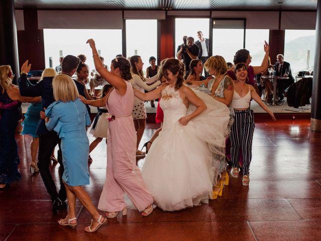 La boda de Pablo y Lucía en Donostia-San Sebastián, Guipúzcoa 440