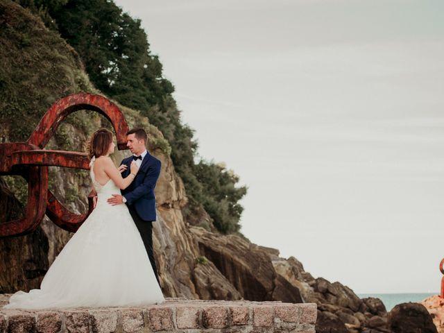 La boda de Pablo y Lucía en Donostia-San Sebastián, Guipúzcoa 471