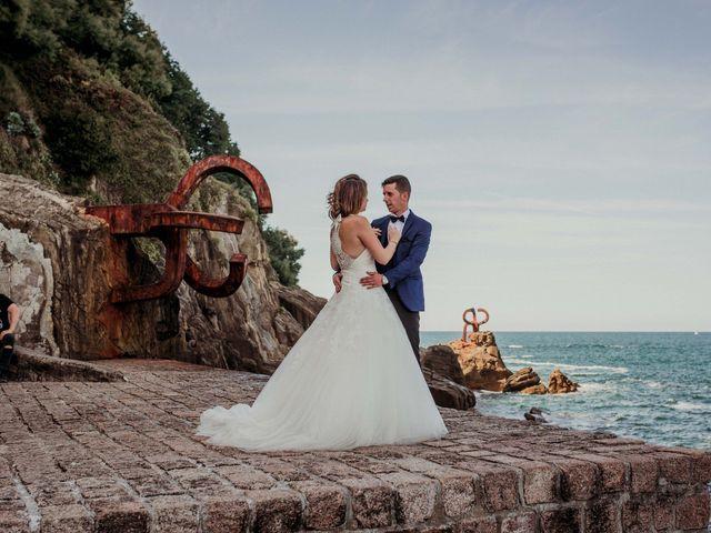 La boda de Pablo y Lucía en Donostia-San Sebastián, Guipúzcoa 472
