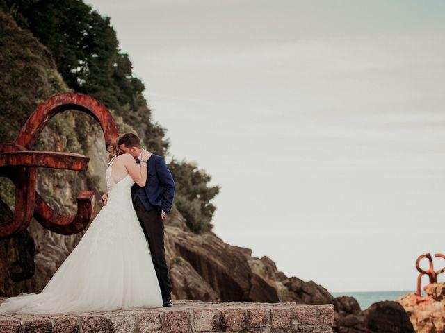 La boda de Pablo y Lucía en Donostia-San Sebastián, Guipúzcoa 473