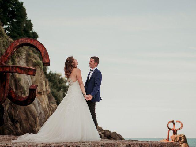 La boda de Pablo y Lucía en Donostia-San Sebastián, Guipúzcoa 476
