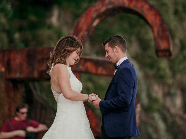 La boda de Pablo y Lucía en Donostia-San Sebastián, Guipúzcoa 482