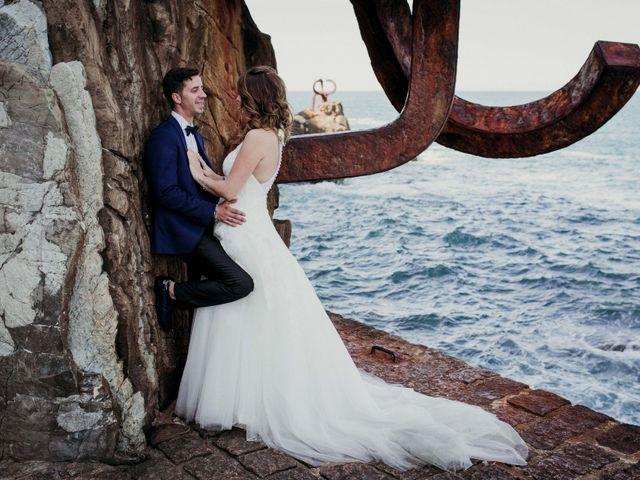 La boda de Pablo y Lucía en Donostia-San Sebastián, Guipúzcoa 499