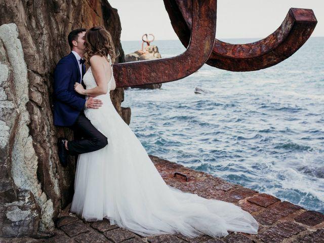La boda de Pablo y Lucía en Donostia-San Sebastián, Guipúzcoa 502