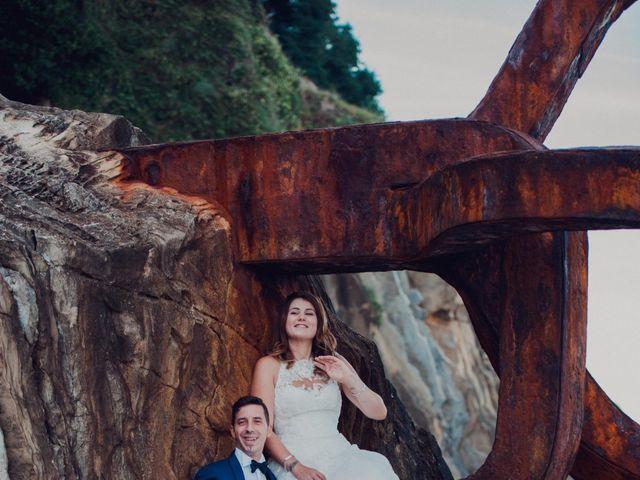 La boda de Pablo y Lucía en Donostia-San Sebastián, Guipúzcoa 506
