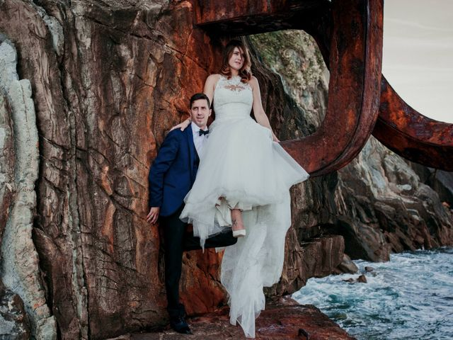 La boda de Pablo y Lucía en Donostia-San Sebastián, Guipúzcoa 510