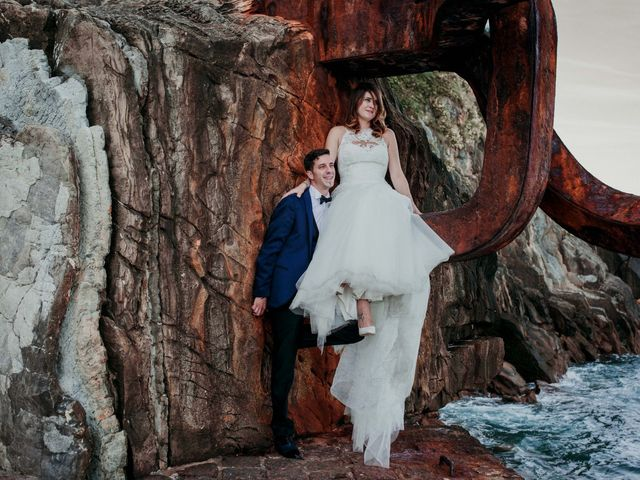 La boda de Pablo y Lucía en Donostia-San Sebastián, Guipúzcoa 512