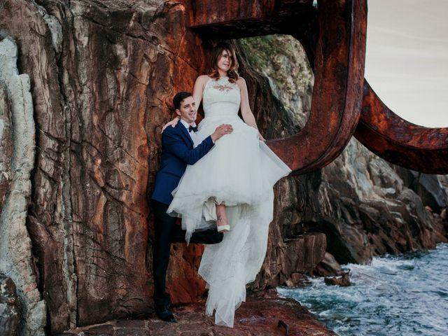 La boda de Pablo y Lucía en Donostia-San Sebastián, Guipúzcoa 514