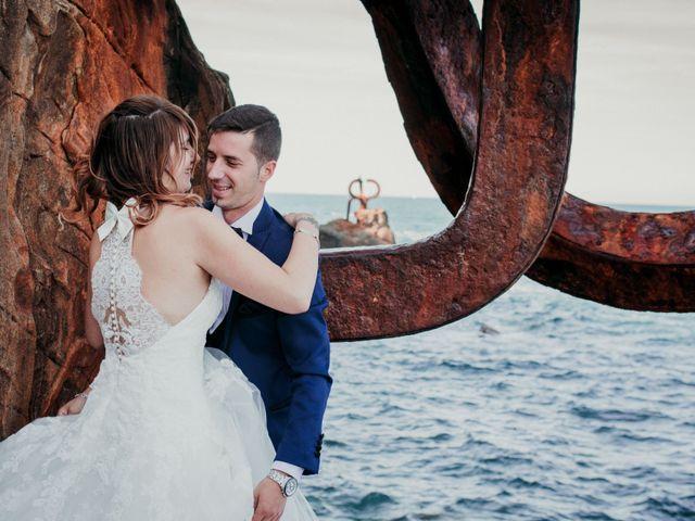La boda de Pablo y Lucía en Donostia-San Sebastián, Guipúzcoa 516
