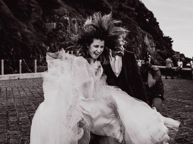 La boda de Pablo y Lucía en Donostia-San Sebastián, Guipúzcoa 521