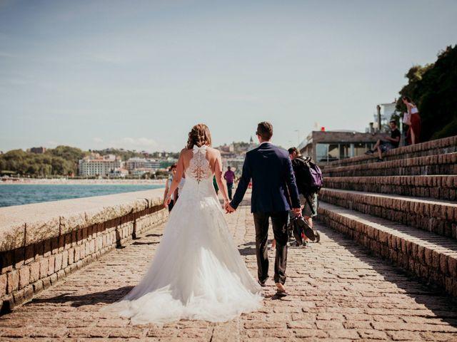 La boda de Pablo y Lucía en Donostia-San Sebastián, Guipúzcoa 522