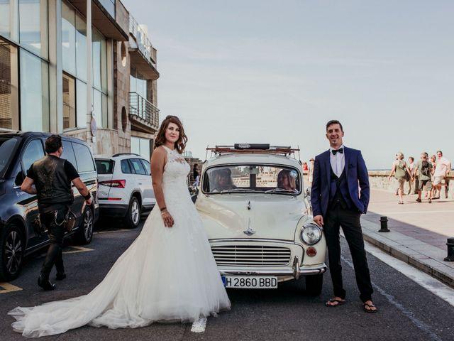 La boda de Pablo y Lucía en Donostia-San Sebastián, Guipúzcoa 525