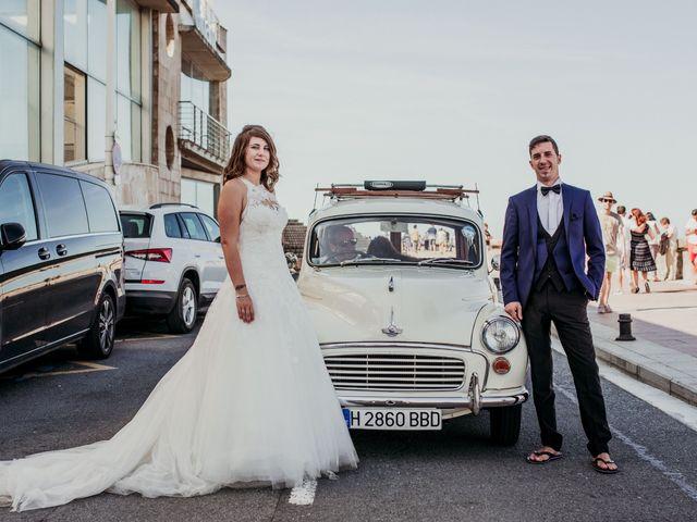 La boda de Pablo y Lucía en Donostia-San Sebastián, Guipúzcoa 526