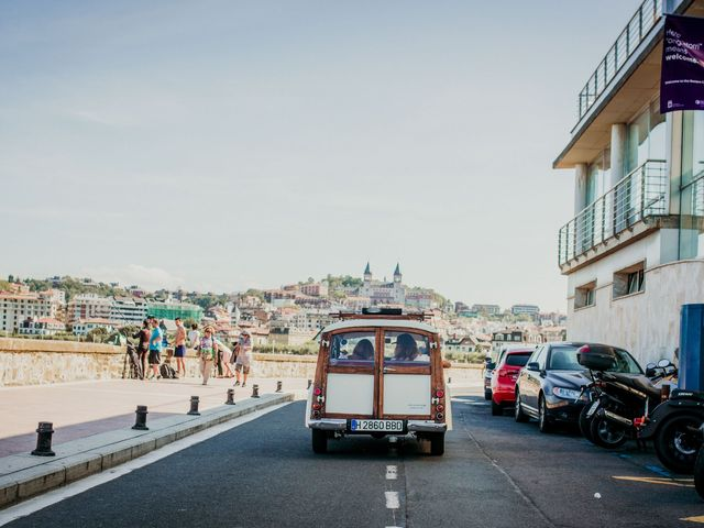 La boda de Pablo y Lucía en Donostia-San Sebastián, Guipúzcoa 527