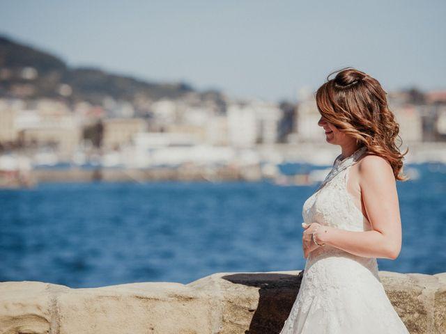 La boda de Pablo y Lucía en Donostia-San Sebastián, Guipúzcoa 529