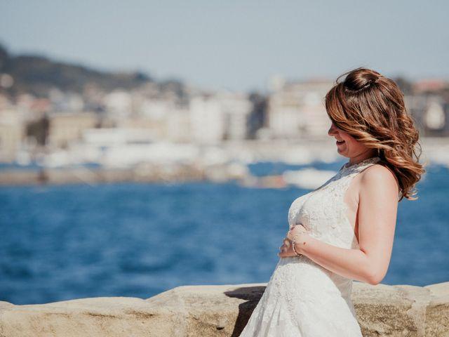 La boda de Pablo y Lucía en Donostia-San Sebastián, Guipúzcoa 530