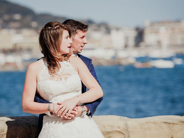 La boda de Pablo y Lucía en Donostia-San Sebastián, Guipúzcoa 531
