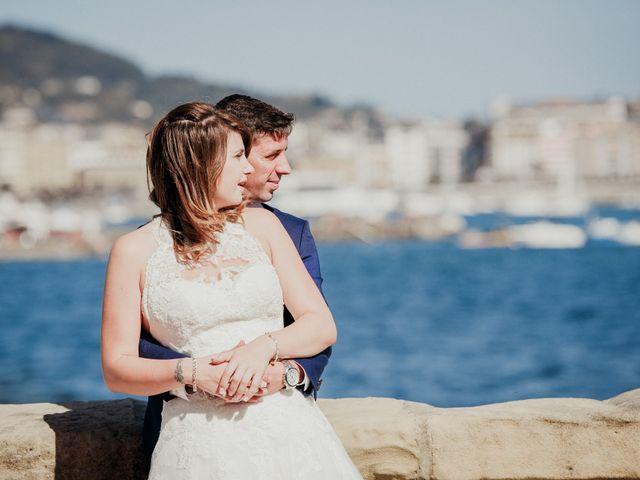 La boda de Pablo y Lucía en Donostia-San Sebastián, Guipúzcoa 532