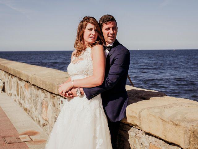La boda de Pablo y Lucía en Donostia-San Sebastián, Guipúzcoa 533