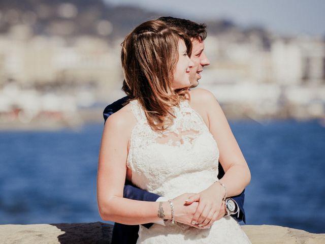 La boda de Pablo y Lucía en Donostia-San Sebastián, Guipúzcoa 535