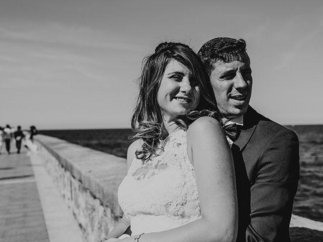 La boda de Pablo y Lucía en Donostia-San Sebastián, Guipúzcoa 537