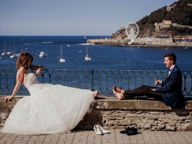 La boda de Pablo y Lucía en Donostia-San Sebastián, Guipúzcoa 541