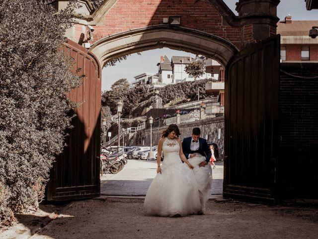 La boda de Pablo y Lucía en Donostia-San Sebastián, Guipúzcoa 553