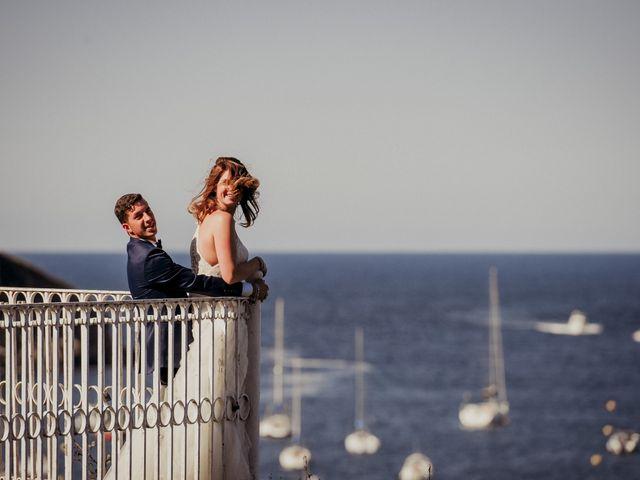 La boda de Pablo y Lucía en Donostia-San Sebastián, Guipúzcoa 555