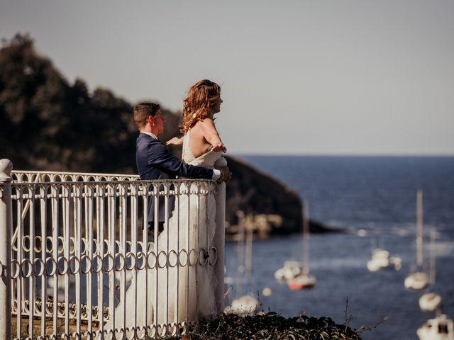 La boda de Pablo y Lucía en Donostia-San Sebastián, Guipúzcoa 556