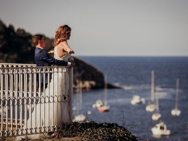 La boda de Pablo y Lucía en Donostia-San Sebastián, Guipúzcoa 557