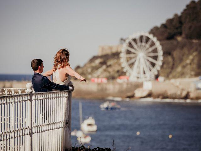 La boda de Pablo y Lucía en Donostia-San Sebastián, Guipúzcoa 559
