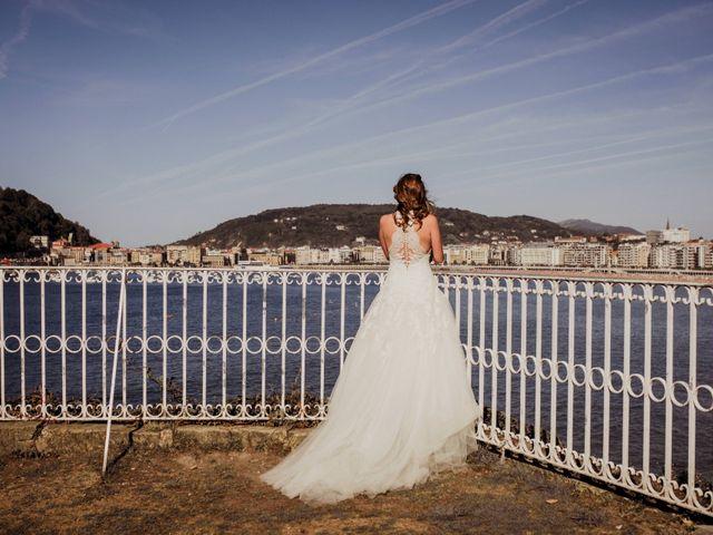 La boda de Pablo y Lucía en Donostia-San Sebastián, Guipúzcoa 560