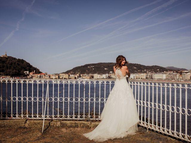 La boda de Pablo y Lucía en Donostia-San Sebastián, Guipúzcoa 561