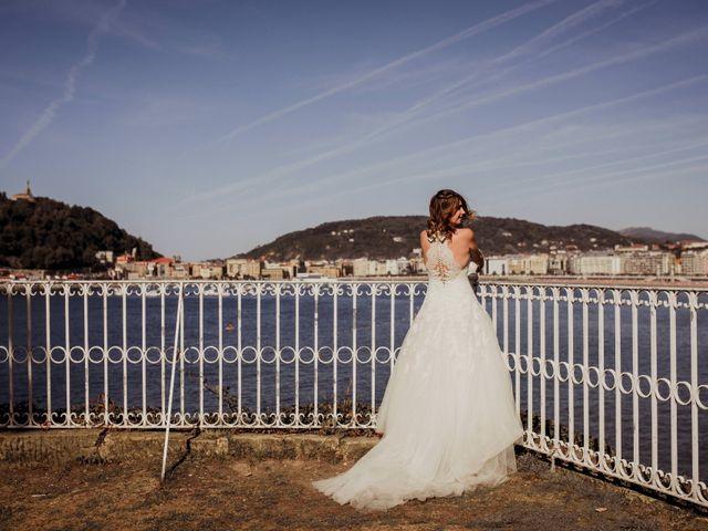 La boda de Pablo y Lucía en Donostia-San Sebastián, Guipúzcoa 562