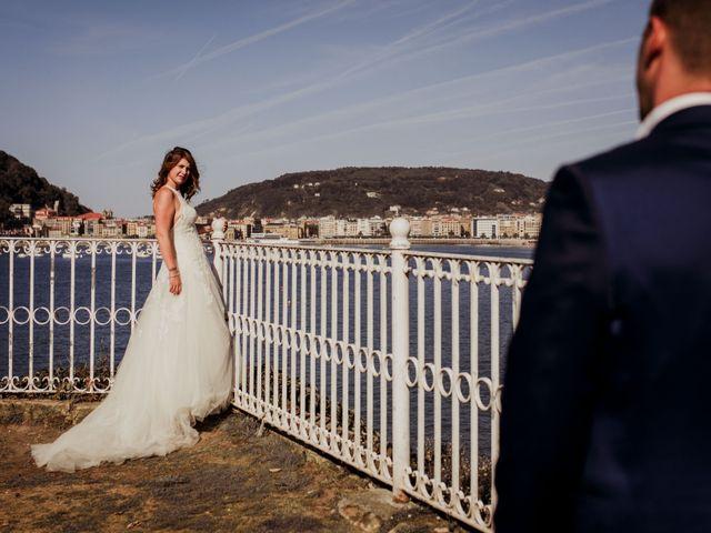 La boda de Pablo y Lucía en Donostia-San Sebastián, Guipúzcoa 564