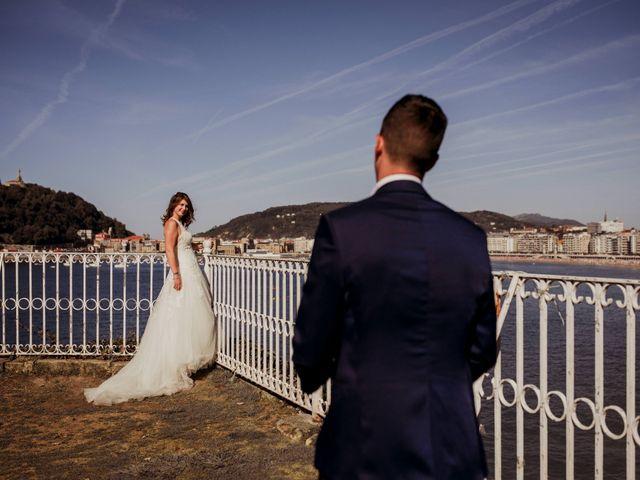 La boda de Pablo y Lucía en Donostia-San Sebastián, Guipúzcoa 565