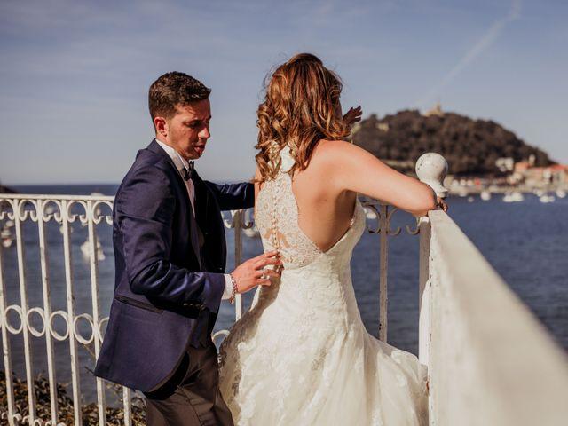La boda de Pablo y Lucía en Donostia-San Sebastián, Guipúzcoa 566