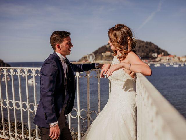 La boda de Pablo y Lucía en Donostia-San Sebastián, Guipúzcoa 568