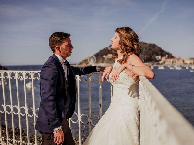 La boda de Pablo y Lucía en Donostia-San Sebastián, Guipúzcoa 569