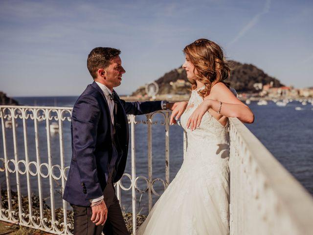 La boda de Pablo y Lucía en Donostia-San Sebastián, Guipúzcoa 571