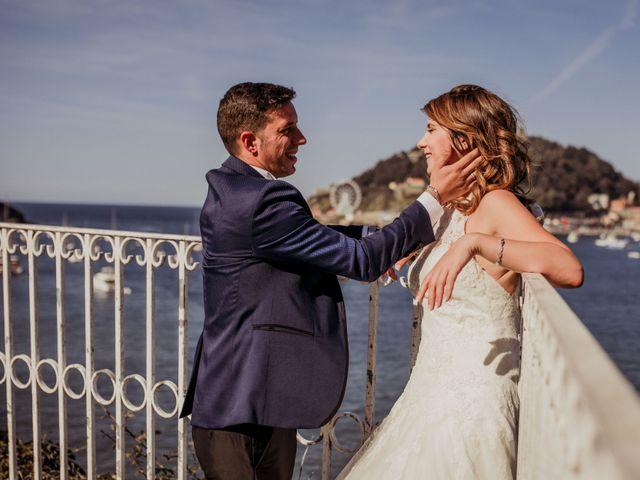 La boda de Pablo y Lucía en Donostia-San Sebastián, Guipúzcoa 573