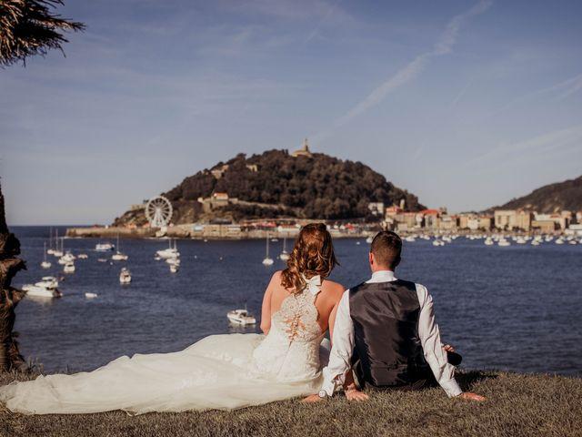 La boda de Pablo y Lucía en Donostia-San Sebastián, Guipúzcoa 575