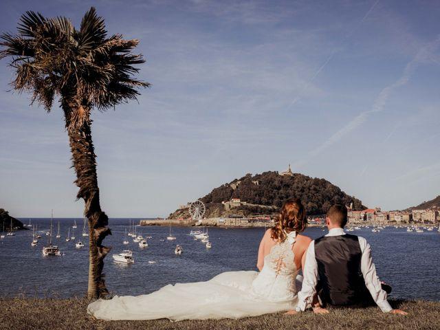 La boda de Pablo y Lucía en Donostia-San Sebastián, Guipúzcoa 576