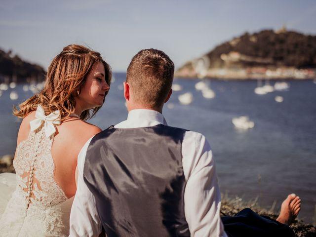 La boda de Pablo y Lucía en Donostia-San Sebastián, Guipúzcoa 577
